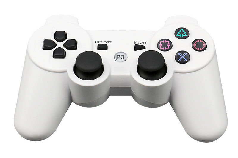New Bluetooth Wireless Gamepad Controller for Sony PS3 Gaming Remote Control for Playstation Double shock Dualshock Joystick