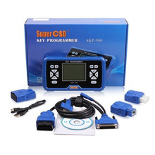 2016 SuperOBD SKP-900 OBD2 Key Programmer V4.3 SKP900 Key Programmer SKP 900 SKP900 Auto Key Programmer Support Almost All Cars(China)