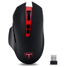 ET 2.4G Wireless with nano receiver 4800DPI Gaming Mouse Mice USB Receiver for PC