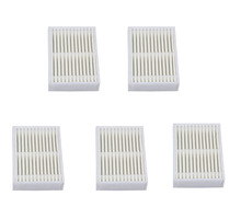 High Quality 5pcs Hepa Filter For Vacuum Cleaner Filters for Panda X600 Kitfort KT504 Vacuum cleaner parts