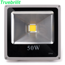 Outdoor Flood Lights   20W 30W 50W LED Floodlights IP 65 Reflector Lamps  110V  220V Garden Lighting