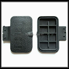 New OEM USB/HDMI DC IN/VIDEO OUT GPS Cover Rubber Door Cover Rubber Unit Replacement For Nikon D90 Digital Camera(China)