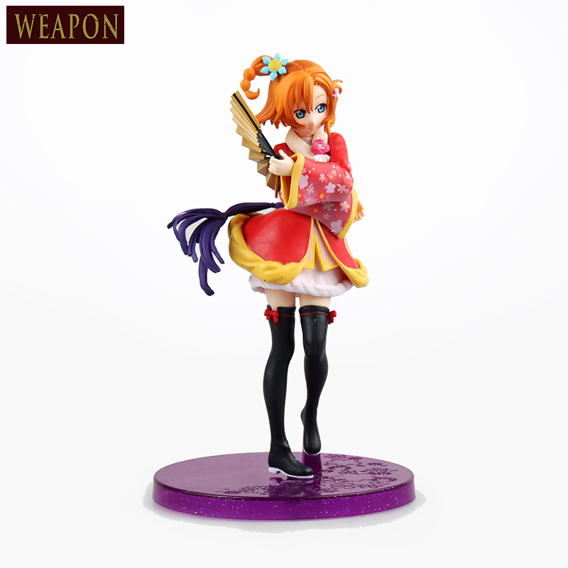 Japan Anime Love Live School Idol Project Sexy Girl Model Kimono  PVC Action Figure Collection Model Toys Doll Free Shipping<br><br>Aliexpress