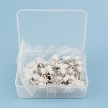 High Quality 100pcs/bag Dental Materials Used in Dental Polishing Cup Dental Bending Machine