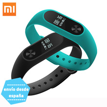 Original Xiaomi Mi Band 2 Smart Bracelet Wristband Mi band 2 Fitness Tracker Bracelet Smartband Heart rate Monitor