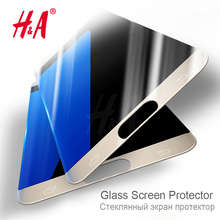 Buy H&A 0.26mm Anti-Explosion Tempered Glass Samsung Galaxy S7 Screen Protector Samsung Galaxy A5 A510F 2016 Glass Film for $1.79 in AliExpress store