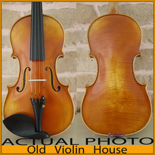 Copy of  StradIvarius 1715 Violin .Powerful Tone. 100% handmade. Antique Oil Varnish. No.2293