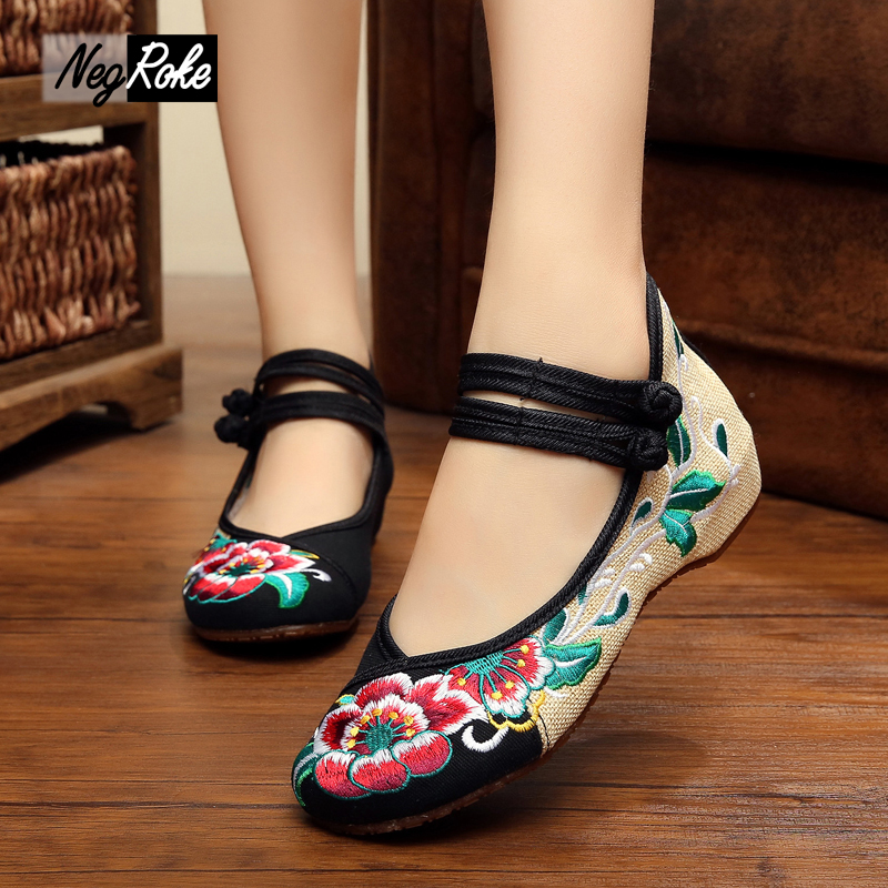 New recommend Low heels shoes women flower embroidery oxford shoes women chaussure homme hot sale casual flats shoes for ladies<br><br>Aliexpress