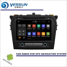 Car Multimedia Navigation For Suzuki Grand Vitara 2015~2017 - CD DVD GPS Player Navi Radio Stereo HD Screen Wince / Android