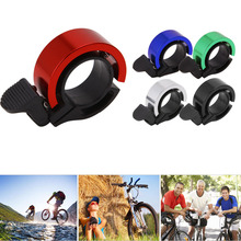 New Hot Wonderful Loud Bike Horn Cycling Handlebar Alarm Ring Bicycle Bell 22.2-24mm Handlebar bell Ring Alarm Free Shipping