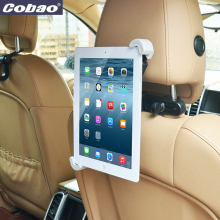 Cobao Universal Car Tablet Computer Stand Car Seats Rear Mount Stand For All 9-11 inch Tablet For iPad Air 2 iPad mini 2 3 4