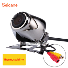 Seicane Top HD Fish-mouth Like 170 Degree Wide Viewing Angle Backup Cam Waterproof CCD Parking Assistance Car Rearview Camera(China)
