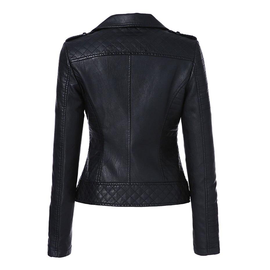 Short Leather Jacket  (7)
