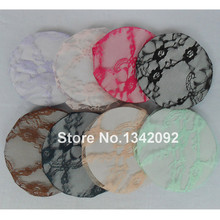 20pcs/lot New Arrival Fashion Black Hair Bun Cover Snood Hair Net Ballet Dance Skating Flower Hairnets