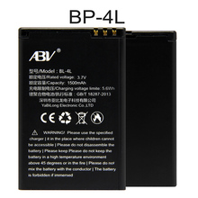 Original ABV BP-4L BP4L Battery Capacity 1500mAh Mobile Phone Battery for NOKIA E61i E63 E90 E95 E71 6650F N97 N810 E72(China)