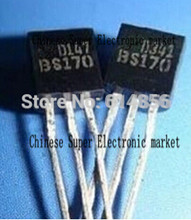 100PCS BS170 MOSFET N-Channel 60V 50mA TO-92 / 78L06 TO92 / TCST1103 DIP / LM331N DIP / MCP2551-I/SN SOP(China)