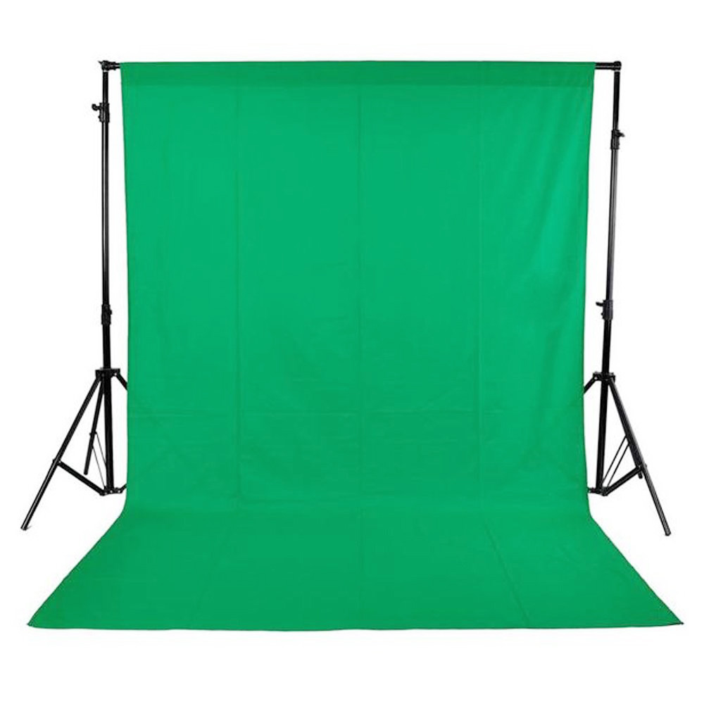 Photography Studio Video 1.8*3m/5.9*9.8ft Nonwoven Fabric Backdrop Background Screen Green<br><br>Aliexpress