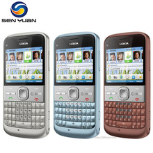 Original Nokia E5 Mobile Phone 5MP Camera 3G WIFI GPS Bluetooth cheap nokia E5 Cell Phones