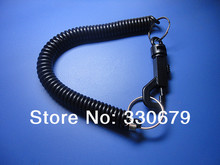 31cm Spring rope mobile phone chain mobile phone lanyard anti-theft key chain mobile phone strap rope spring keychain key ring