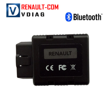 2016 Renault-COM Bluetooth Diagnostic and Programming Tool for Renault Replacement of Renault Can Clip free shipping