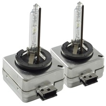 2pcs AUTO HID XENON BULB d1s Ceramic chassis, car styling hid bulbs for headlight,high intensity discharge d1s xenon