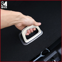 Auto Accessories Car-styling Trunk Handle Panel Decoration Frame Cover Trim Fit for Mercedes Benz New E class W213 E200 E300
