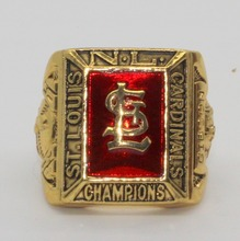 1968 ST.LOUIS CARDINALS GIBSON CHAMPIONSHIP RING(China)