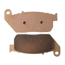 Motorcycle Parts Copper Based Sintered Brake Pads For HARLEY DAVIDSON XL1200C Sportster 2004-2010 Front Motor Brake Disk #FA381