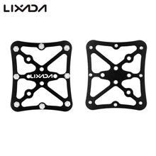 Lixada 1 Pair MTB Bike Clipless Pedal Platform Adapters for SHIMANO for Time for Crankbrothers System Bicycle Accessories