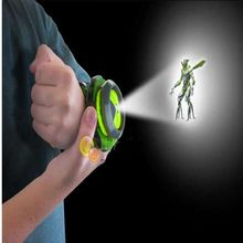 2016 New ben 10 omnitrix watch Style Kids Projector Watch Japan Genuine Ben 10 Watch Toy Ben10 Projector Medium Support Drop