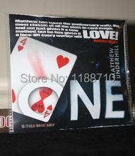 One  (DVD+Gimmick)- Card Magic, Magic Trick
