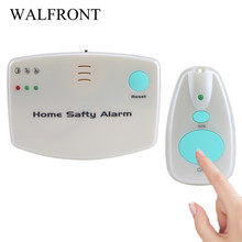 Home Safety Alarm Alert Wireless Emergency Medical Calling System Alert Call System for Patient / the Elderly(China)