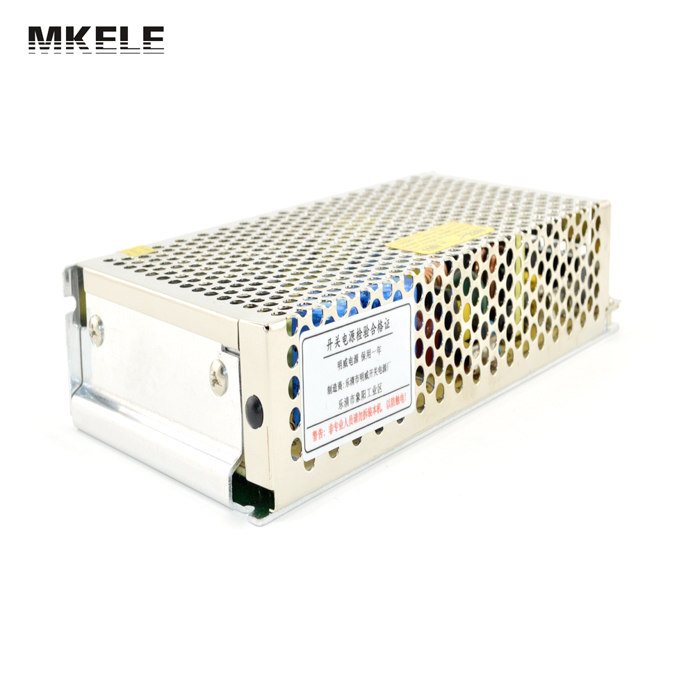 High Quality Switching Power Supply Driver DC 18V 100W 5.6A for LED Strip Light Transformer Makerele S-100-18<br><br>Aliexpress