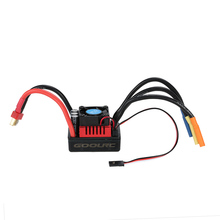 GoolRC S-80A Brushless ESC Electric Speed Controller with 6.1V/3A SBEC for 1/8 RC Car(China)