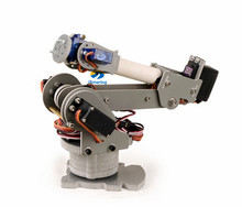 Official iSmaring IRB4400 Industrial Robot 6 DOF Arm Model for Teaching and Experiment Manipulator Clamp Kit