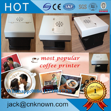 A3 size Digital 3d cake printer edible food macaron printer color food printer with Best feedback