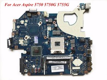MBR9702003 For Acer Aspire 5750 5750G 5755G  Laptop Motherboard P5WE0 LA-6901P DDR3 High Quality&Wholesale&100 Tested