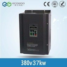 Hot ! VFD Inverter Frequency converter 37kw 50HP 3PHASE 380V 600Hz for CNC high speed spindle motor