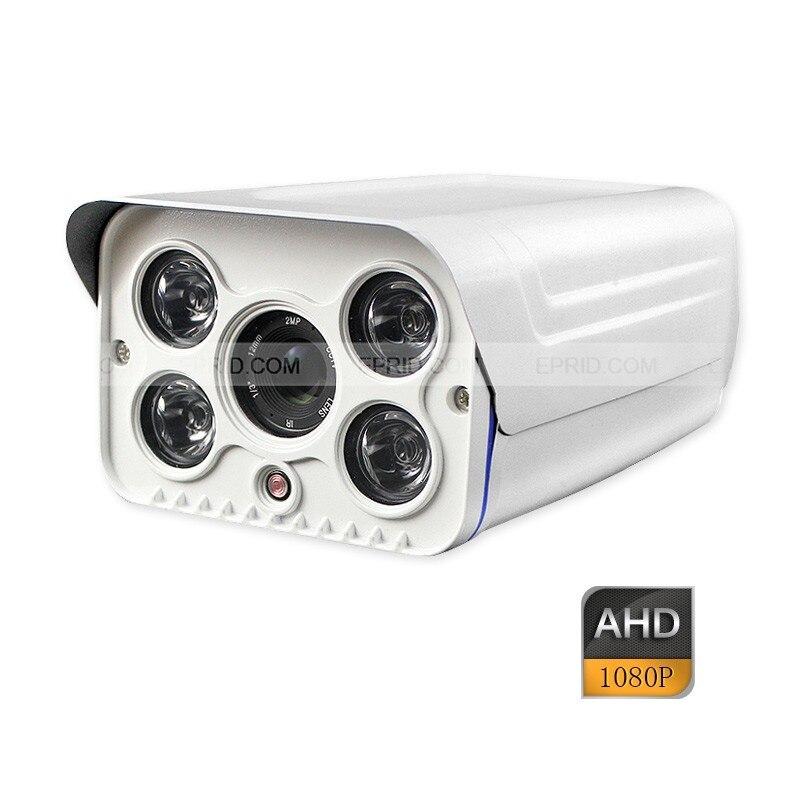 AHD 2.0MP Full HD Security CCTV Bullet Camera Outdoor Waterproof Array IR<br>