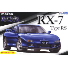 03942# ID-36 1/24 Scale Model Car Kit FD3S RX-7 Type RS plastic model kit model hobby