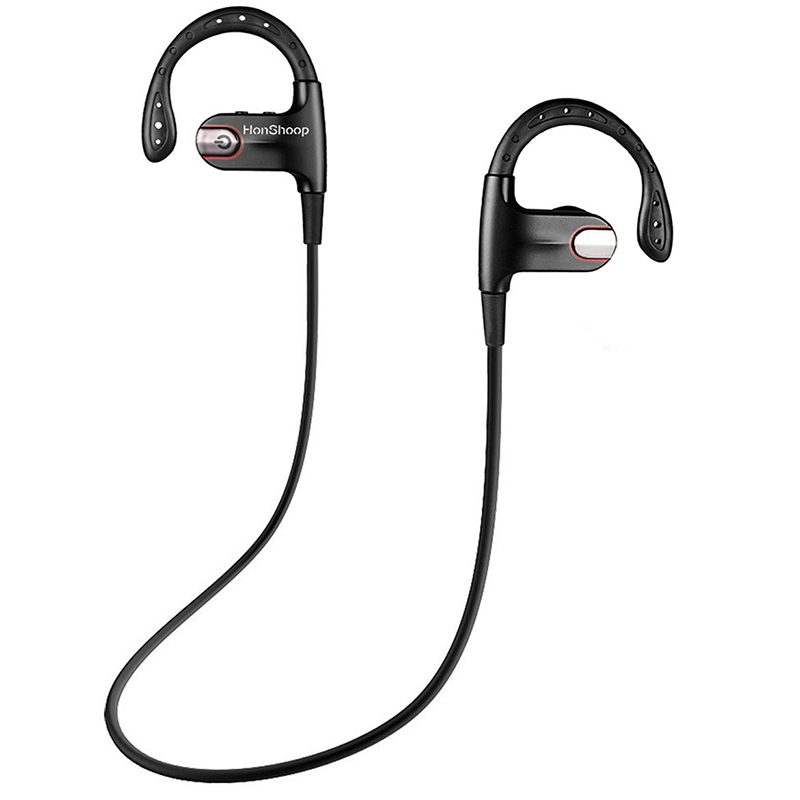 Bluetooth Headset Car Driver Bluetooth Headphones Compatible with iPhone+bluetooth Workout Earphones Sport headphones