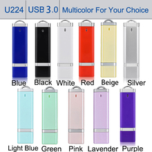 Business External Memory USB 3.0 Flash Drive 64GB 32GB 16GB 8GB Pendrive Memory Stick Thumb Drives Clef USB Pen Driver Gift U224