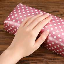 Manicure Column Pillow Cushion Salon Hand Holder Rectangular Pad Arm Rest Nails Art Tools Dot Design Equipment