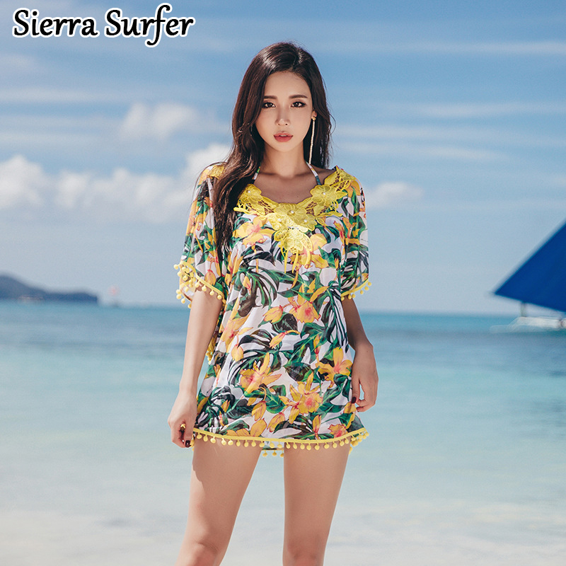 Swimming Suit For Women Bikinis Swim Wear Surf Plus Size Swimwear 2018 Three Piece Bikini Set Female Swimsuit Sexy Push Up<br>