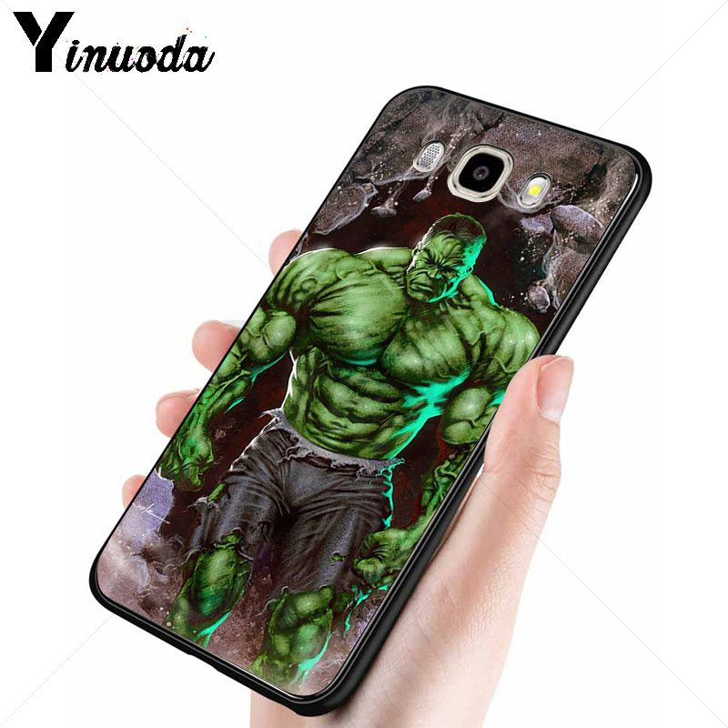 Marvel Comics Hulk giants Robert Bruce