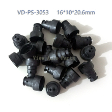 Free Shipping  100pcs  Fuel injector Plastic Part Pintle Cap  Top Quality For TOYOTA Fuel Injector Repair Kit VD-PS-3053