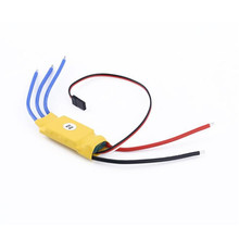 High Quality 30A Brushless Motor Speed Controller RC BEC ESC T-rex 450 V2 Helicopter Boat Toys Wholesale Free Shipping
