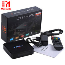 Sunvell T95M Smart TV Box Android 6.0 1G 8G 2G 4K Amlogic S905x Miracast DLNA Airplay HD Smart Media Player Set top box