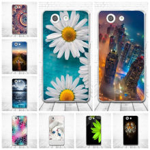 Buy Sony Xperia Z3 Compact / Z3 Mini D5803 D5833 M55W Case Soft Silicone TPU 3D Cute Back Cover Sony Z3 Compact Phone Cases for $1.76 in AliExpress store