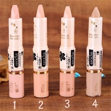 Face Foundation Creamy Camouflage Concealer Pen Brand Eye Concealer Stick Facial Makeup Mineral Contour Concealer(China)